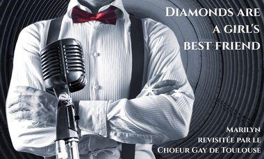 "Visuel du projet ""Diamonds are a girl's best friend"""