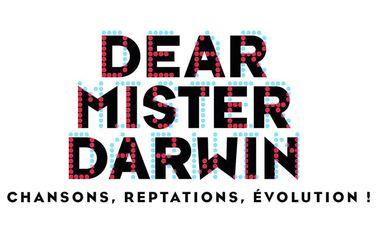 Visueel van project Dear Mister Darwin - Chansons, reptations, évolution!