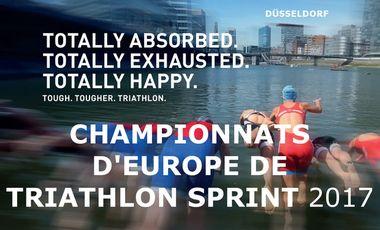 Visueel van project En route vers les CE de Triathlon Sprint 2017