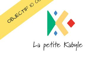 Project visual La Petite Kabyle est une marque de prêt-à-porter et d'accessoires de mode vegan, pétillante et colorée.