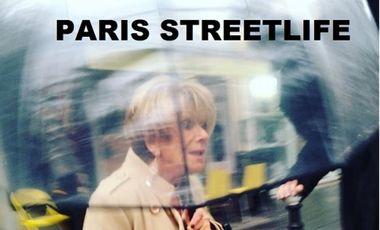 Visueel van project Paris Streetlife