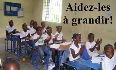 Visuel du projet Ecole Solidarité Fraternité en Haïti