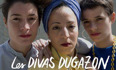 Visueel van project LES DIVAS DUGAZON, sortie du 2ème CD