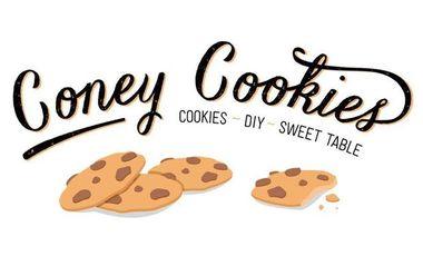 """Visueel van project CONEY COOKIES: Pour encore plus de cookies, plus de pâtisseries U.S. et plus de """"SO CUTE""""!!!"""