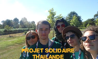Project visual Projet Solidaire Thaïlande