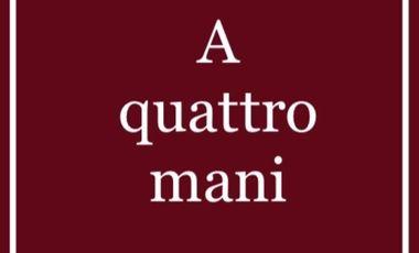 """Visueel van project """"A quattro mani"""""""