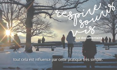 Project visual Respire, Souris, Vis - Le Film
