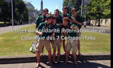 Visuel du projet Projet Colombie les 7 compas'rfaits