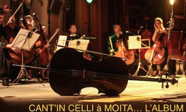 Visuel du projet CANT'IN CELLI à MOITA, l'album