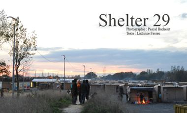 Project visual Shelter 29
