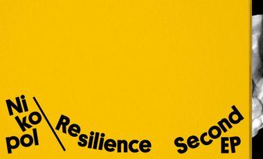 "Visuel du projet Nikopol - 2nd EP ""Resilience"""