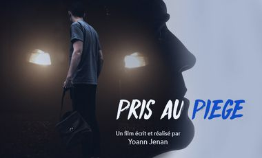 Project visual Pris au piège