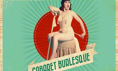 Visuel du projet Le Cabaret Burlesque au Festival Off d'Avignon 2017