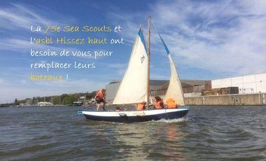 Visuel du projet Un bateau pour les scouts marins !
