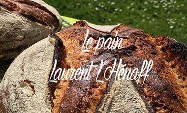 Project visual Le pain Laurent L'Hénaff