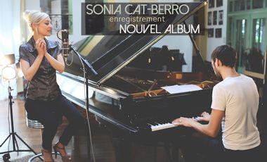 Visueel van project Sonia Cat-Berro Nouvel Album