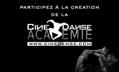 Visuel du projet Création Ciné Danse Académie