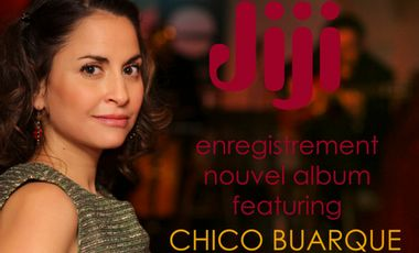 Project visual Nouvel album de Jiji featuring Chico Buarque