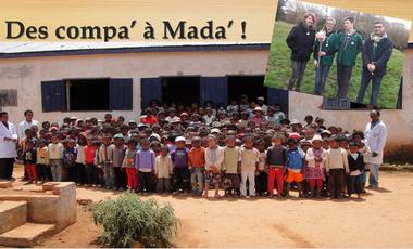 Project visual Les Verts Solidaires à Madagascar
