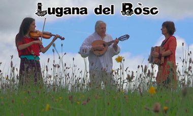 Visuel du projet Lugana del Bòsc - Premier album folk
