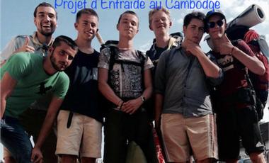Visuel du projet Projet d'Entraide Internationale au Cambodge