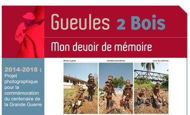 Project visual gueules2bois