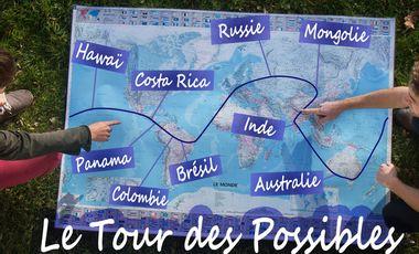 Visueel van project Le Tour des Possibles