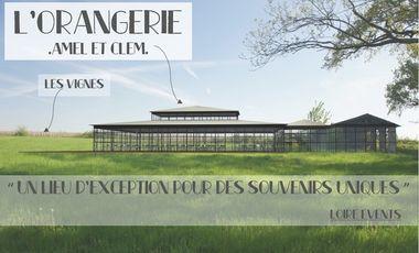 Project visual L'Orangerie d'Amel et Clem