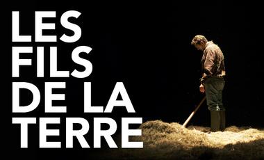 Visueel van project Les Fils de la Terre/ AVIGNON 2017