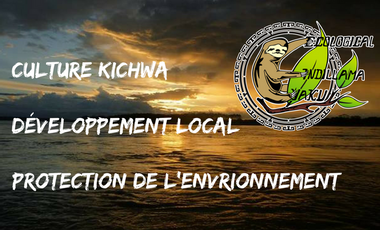 Visuel du projet Projet de développement local et responsabilité sociale en Amazonie équatorienne
