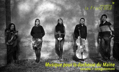 Visuel du projet Musique pour la duchesse du Maine