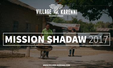 Project visual Village Karenni - Un pensionnat en Birmanie