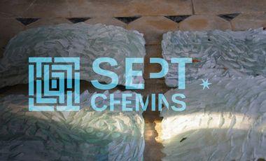 Visuel du projet 7 Chemins : Biennale d'art sacré contemporain
