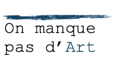 Visuel du projet ON MANQUE PAS D'ART