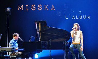 Visueel van project MISSKA : L'ALBUM