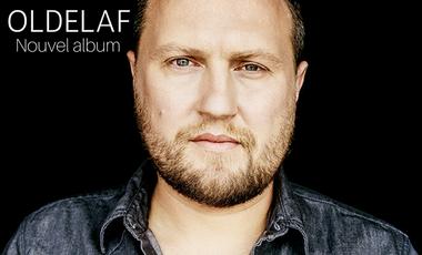 Project visual OLDELAF : Enfin le 3ème album !