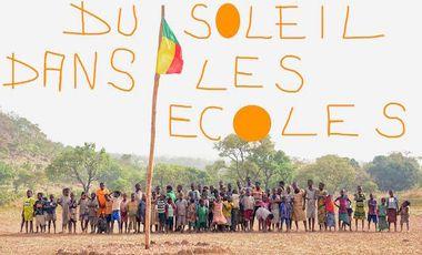 Visueel van project Du Soleil dans les Ecoles