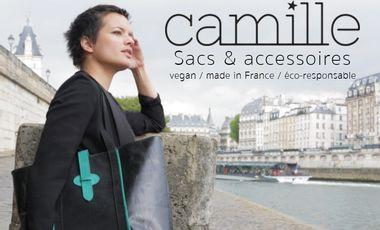 Visueel van project CAMILLE: des sacs vegan