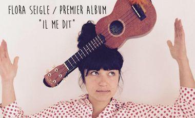 """Project visual FLorA SeiGLE 1er album """"Il ME DIT"""""""