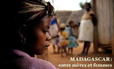 Project visual Madagascar : entre mères et femmes