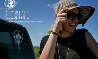 Project visual Equin'Ame, voyage à la rencontre des médecines naturelles