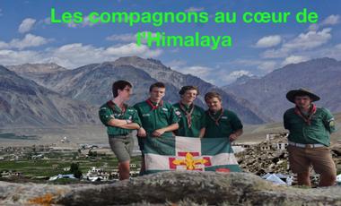 Visuel du projet Les compagnons au cœur de l'Himalaya