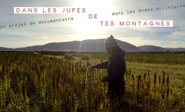 Project visual Dans les jupes de tes montagnes