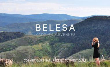 Visuel du projet BELESA cosmétiques naturels et authentiques