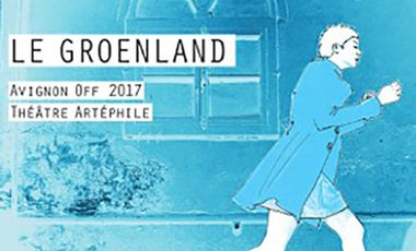 Project visual Le Groenland