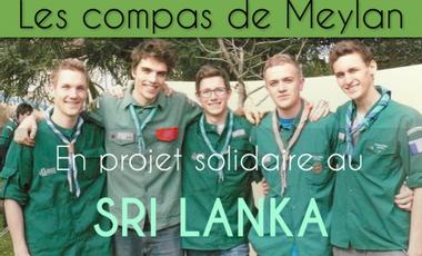 Project visual Projet de solidarité internationale au Sri Lanka