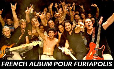 Project visual Un album pour Furiapolis!