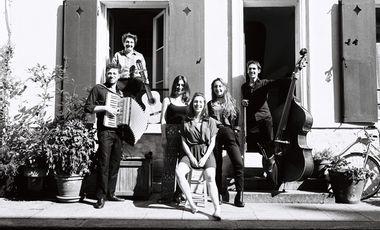 Visuel du projet Marx Sisters - Premier Album !