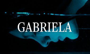 Visueel van project Gabriela / Court-métrage de fiction