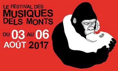 Visuel du projet Festival des Musiques Dels Monts